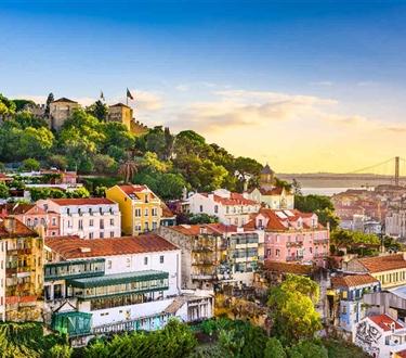Magiczna Lizbona i wyspa wiecznej wiosny -