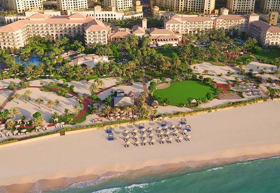 The Ritz-Carlton Dubai - Zjednoczone Emiraty Arabskie