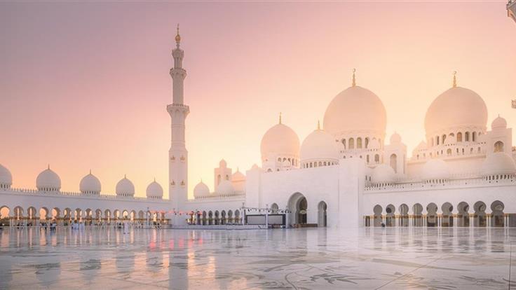 Abu Dhabi, Wielki Meczet