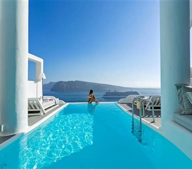 Charisma Suites Santorini -