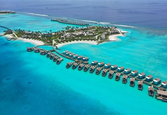 Dwa atole Malediwów - Malediwy