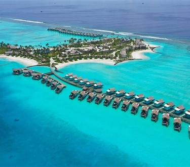 Dwa atole Malediwów -